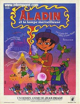 Aladin Et La Lampe Merveilleuse 1970