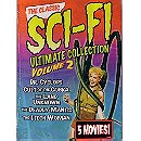 The Classic Sci-fi Ultimate Collection - Volume 2 (The Deadly Mantis / Dr. Cyclops / Cult of the Cob