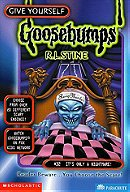 Give Yourself Goosebumps, No. 32: It's Only a Nightmare!
