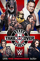 NXT TakeOver: London