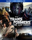 Transformers: The Last Knight (Blu-ray + DVD + Digital HD)
