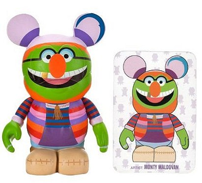 The Muppets Vinylmation Series 2: Dr. Teeth