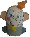Mickey's Circus Vinylmation: Popcorns Clown Dumbo