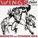 Magneto And Titanium Man