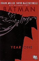 Batman: Year One (Deluxe Edition)
