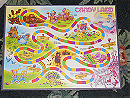 Candyland - The World of Sweets Board Game