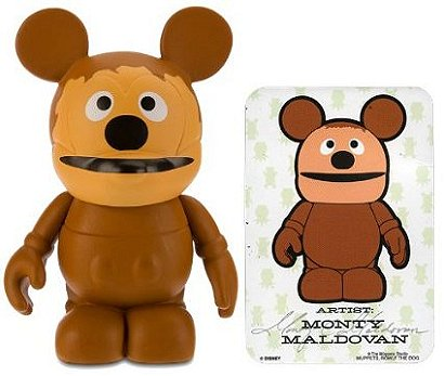 The Muppets Vinylmation Series 1: Rowlf the Dog