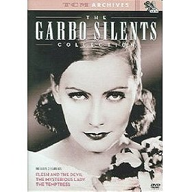 TCM Archives: The Garbo Silents Collection (The Temptress / Flesh and the Devil / The Mysterious Lad