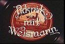 Picknick mit Weismann (1969)