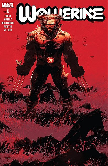 Wolverine (2020 6th Series) #1- ong
