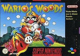 Wario's Woods (PAL)