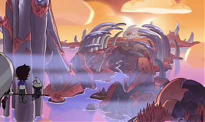 Boiling Isles