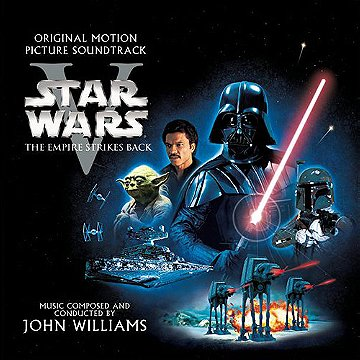 Star Wars: Episode V - The Empire Strikes BackOriginal Soundtrack From The Motion Picture