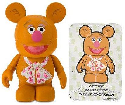 The Muppets Vinylmation Series 1: Fozzie Bear