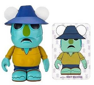 The Muppets Vinylmation Series 2: Zoot