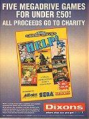 Help! - Sega Mega Drive