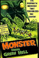 Monster from Green Hell (1957)