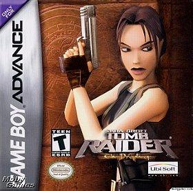 Lara Croft Tomb Raider: The Prophecy