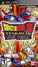 Dragon Ball Z: Tenkaichi Tag Team - Sony PSP