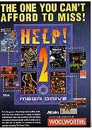 Help! 2 - Sega Mega Drive