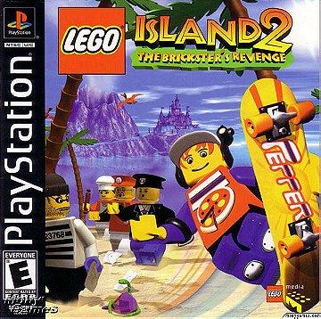 LEGO Island 2: The Brickster