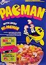 Pac-Man Cereal (1983) (General Mills)
