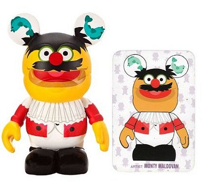 The Muppets Vinylmation Series 2: Lew Zealand
