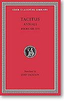 Tacitus, V: Annals Books XIII-XVI (Loeb Classical Library)