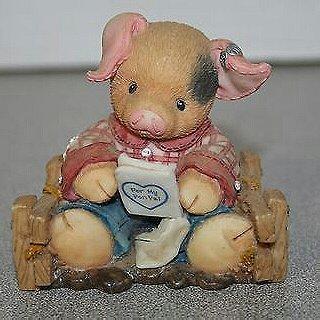 """This Little Piggy -""""Pen Pals"""""""