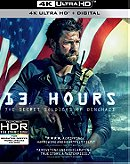 13 Hours: The Secret Soldiers of Benghazi (4K Ultra HD + Digital)