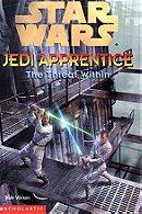 The Threat Within (Star Wars: Jedi Apprentice, Book 18)