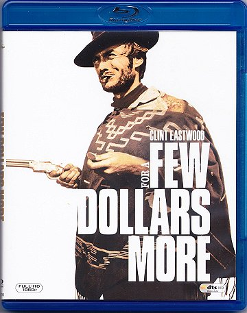 For a Few Dollars More (Blu Ray)