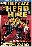 Luke Cage, Hero for Hire #1 (Luke Cage, Hero for Hire, Volume 1)