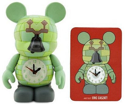 Have A Laugh Vinylmation: Clock Cleaners