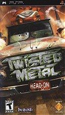 Twisted Metal Head-On