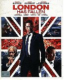 LONDON HAS FALLEN (BLU-RAY, Region A, Babak Najafi) Gerard Butler, Aaron Eckhart, Morgan Freeman