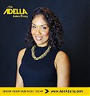 Sexy Business Woman - Adella Pasos - Women Entrepreneur