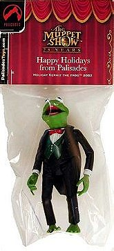 The Muppets: Holiday Kermit the Frog