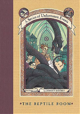 A Series of Unfortunate Events, Book 2: The Reptile Room
