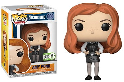 Funko Pop! Doctor Who - Amy Pond (2018 Spring Convention Exclusive)