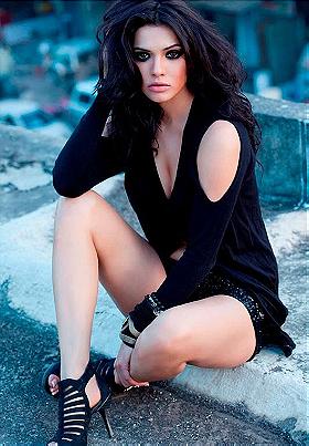 Sara Loren (Mona Liza)