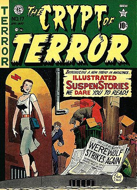 The Crypt of Terror