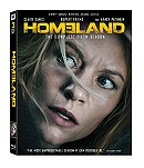 Homeland: Season 5 [Blu-ray]