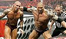 Batista vs. Randy Orton (WWE, 09/14/09)