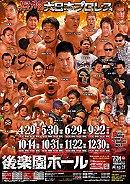 BJW Saikyou Tag League 2016 Finals