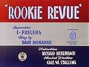 Rookie Revue                                  (1941)
