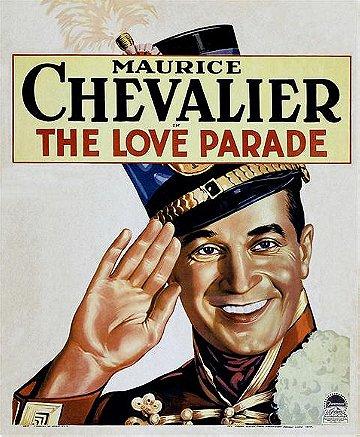 The Love Parade (1929)