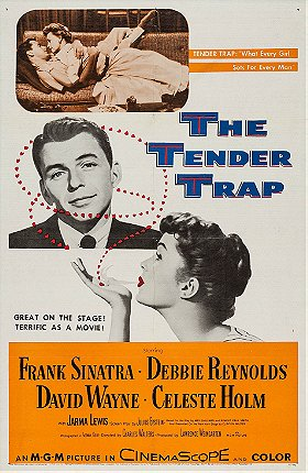 The Tender Trap (1955)