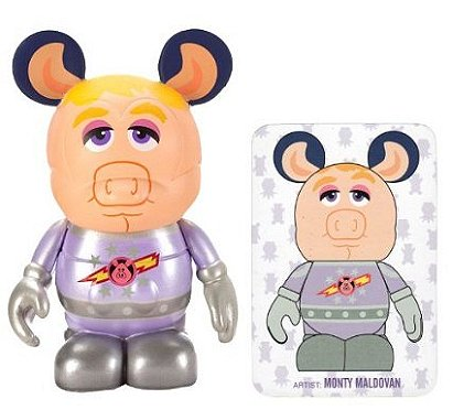 The Muppets Vinylmation Series 2: Captain Link Hogthrob