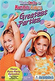 You're Invited to Mary-Kate  Ashley's Greatest Parties